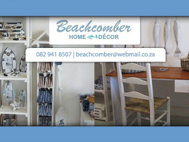Beachcomber Home Decor