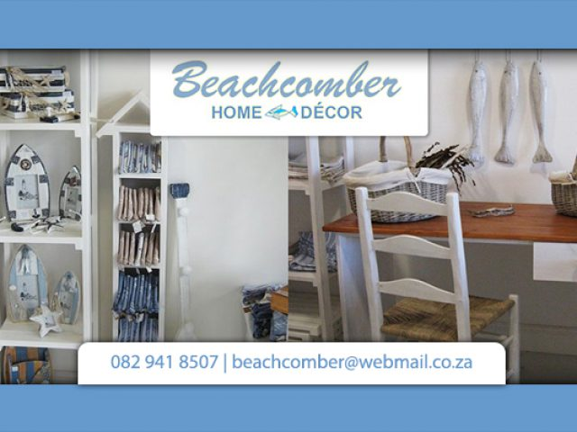 Beachcomber Home Decor