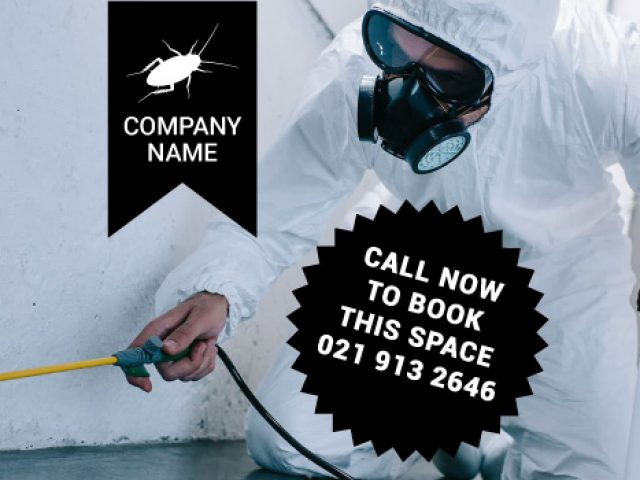 Pest Control Gordon's Bay